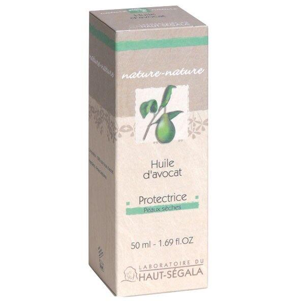 Laboratoire du Haut Ségala Huile d'Avocat 50 ml - Protection - Vergetures de grossesse