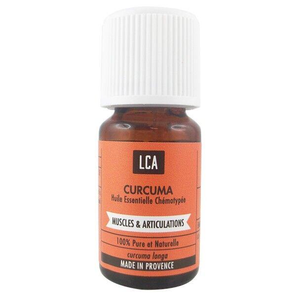 LCA - Combe d'Ase Huile essentielle de Curcuma 10 ml
