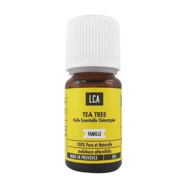 LCA - Combe d'Ase Huile essentielle de Mélaleuca Bio 10 ml - Arbre à Thé