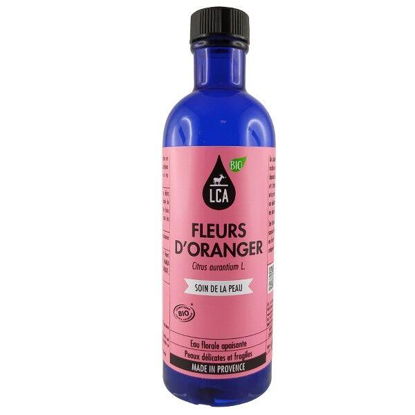LCA - Combe d'Ase Eau florale de Fleur d'Oranger Bio 200 ml - Apaisante