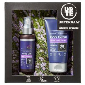 """Urtekram Coffret cadeau corps """"Lavande Purple"""" - Publicité"""