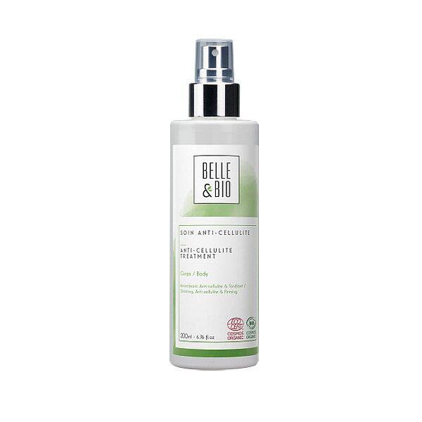 Belle et Bio Soin anti-cellulite 200ml – Amincissant et Tonifiant