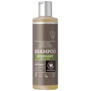 Urtekram Shampoing au Romarin - Cheveux fins et fragiles - Publicité