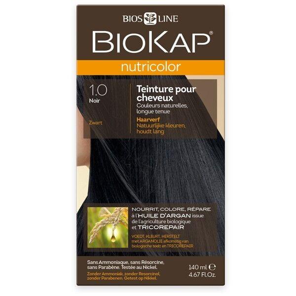 Biokap Coloration 1.0 Noir - Nutricolor