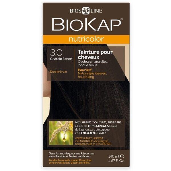 Biokap Coloration 3.0 Châtain Foncé - Nutricolor