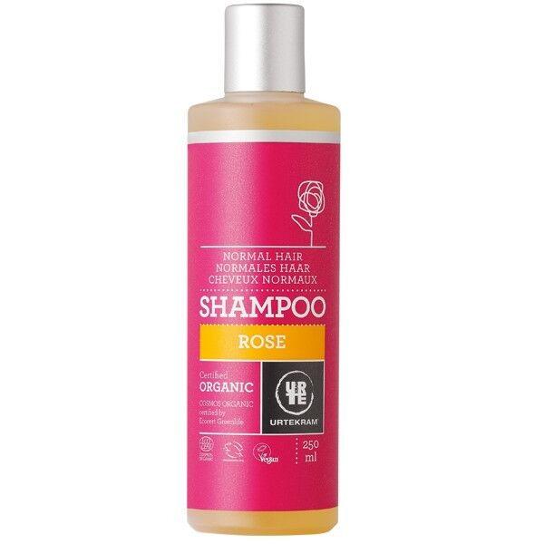 Urtekram Shampoing à la Rose - Cheveux normaux