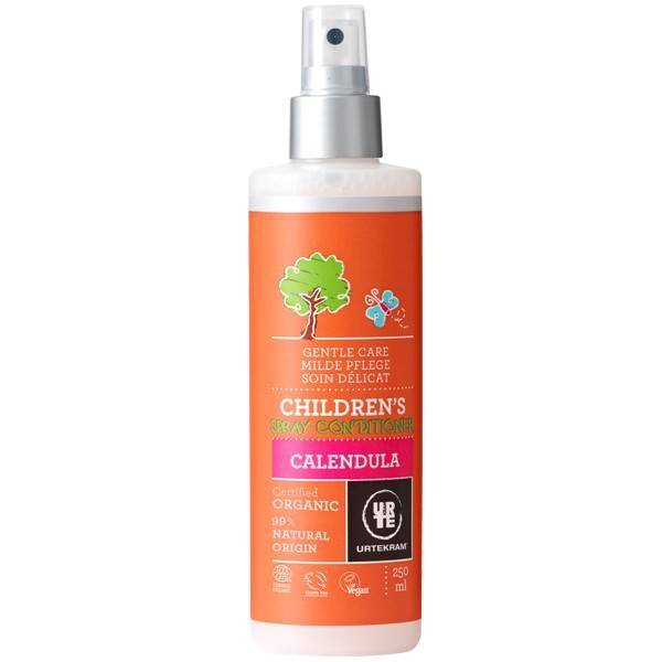 Urtekram Spray Après-shampoing Ultra-doux au Calendula 250ml - Enfants
