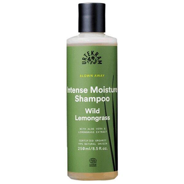 Urtekram Shampoing Bio Wild Lemongrass 250ml – Légèreté et vitalité