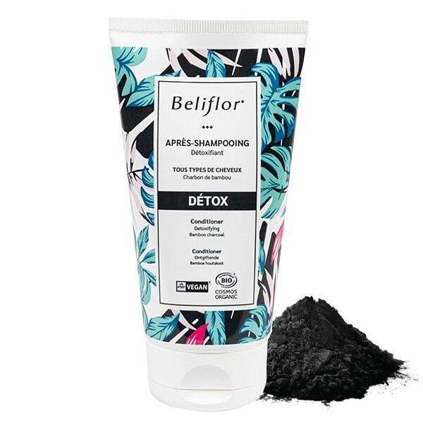 Beliflor Après-Shampoing au Charbon Actif 150 ml - Détox