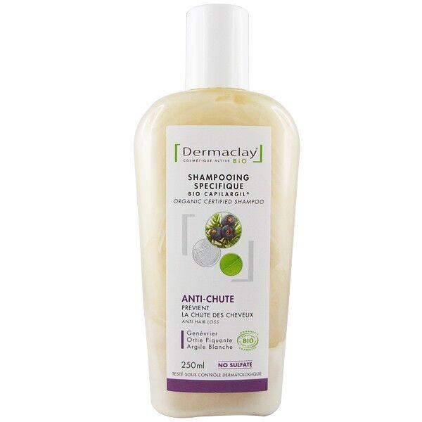 Dermaclay Shampoing à l'Argile 250 ml - Stimulant et Anti-chute