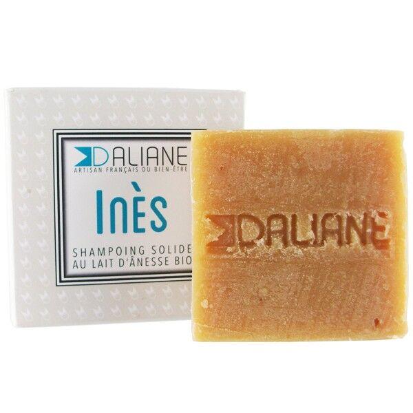 Daliane Shampoing Solide Inès à 42% de lait d'Anesse 70g