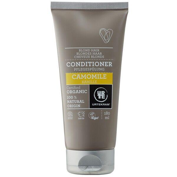 Urtekram Après-shampoing à la Camomille 180ml  - Cheveux blonds