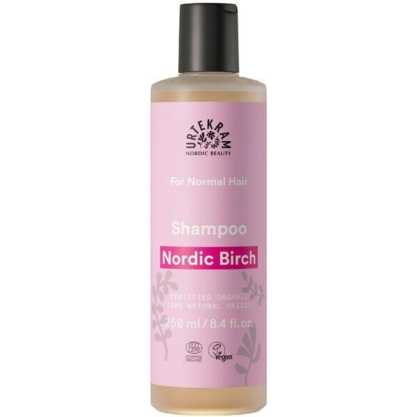 Urtekram Shampoing au Bouleau Bio - Cheveux Normaux