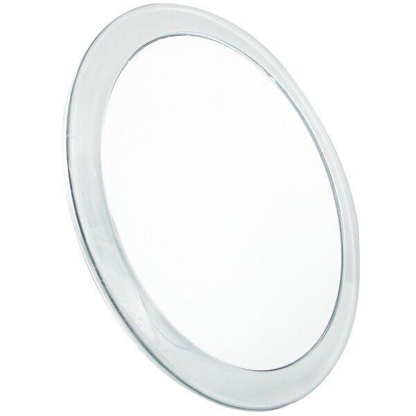 Source Miroir grossissant X5 - Anti-buée avec ventouses