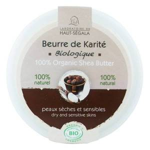 Laboratoire du Haut Ségala Beurre de Karité Bio - Peaux sèches et sensibles - Publicité