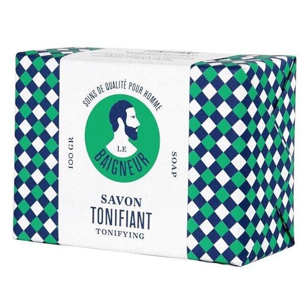 Le Baigneur Savon doux Tonifiant 100gr - Hydrate et Régénère