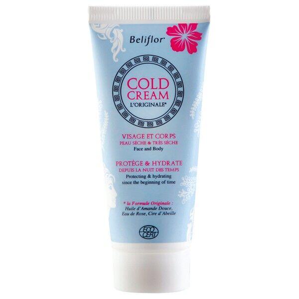 Beliflor Crème universelle au Cold Cream - Peaux sèches à très sèches ou intolérantes