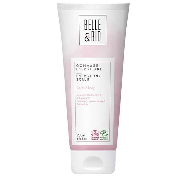 Belle et Bio Gommage énergisant corps 200 ml - Stimulant et tonifiant