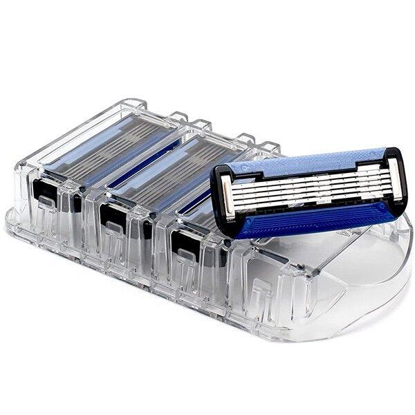 Preserve 4 Recharges Rasoir Shave - 5 lames recyclés