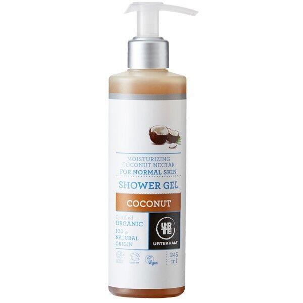 Urtekram Gel douche à la Noix de coco - Peaux normales à sèches
