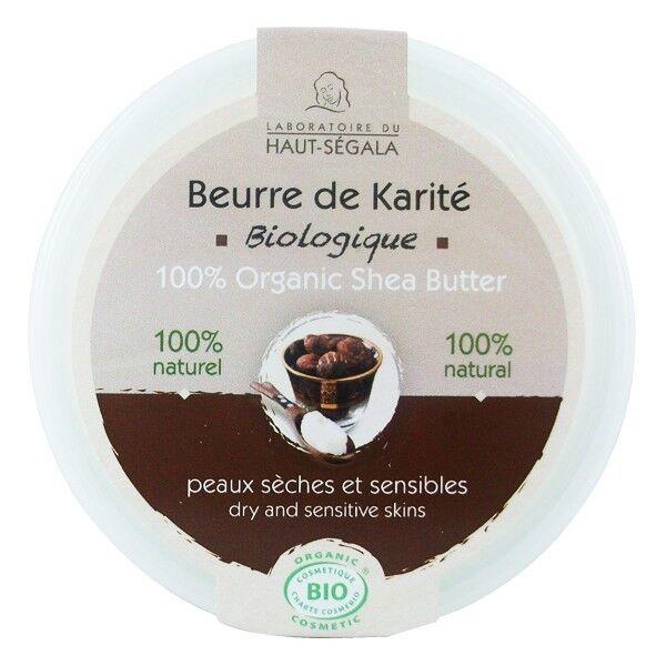 Laboratoire du Haut Ségala Beurre de Karité Bio - Peaux sèches et sensibles
