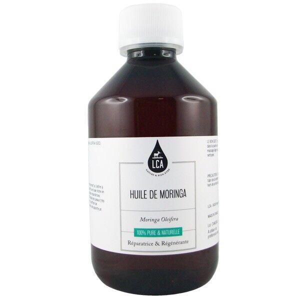 LCA - Combe d'Ase Huile de Moringa 250 ml - Réparatrice et Régénérante