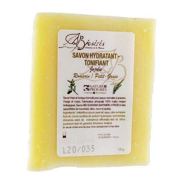 Biosiris Savon Surgras Doux 100 gr - Peau grasse et imperfections