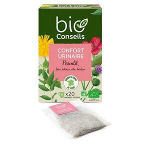 Nature & Santé Infusion Bio Confort Urinaire 20 sachets - Publicité