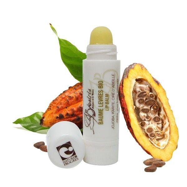 Biosiris Baume à lèvres 3.5ml - Hydratant Beurre de Cacao