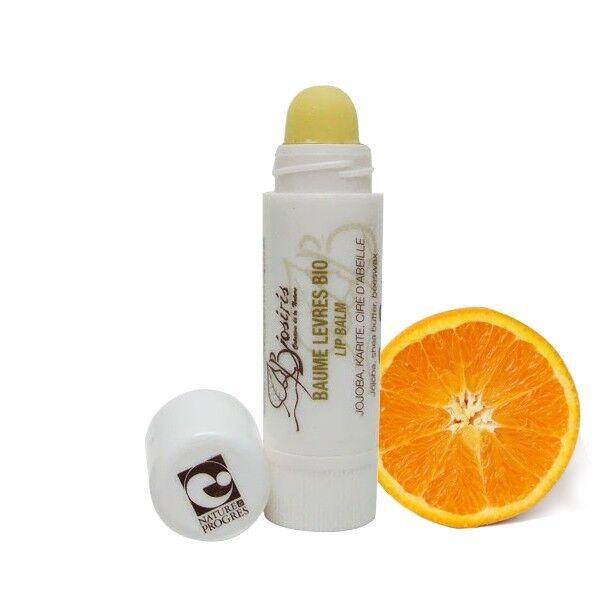 Biosiris Baume à lèvres 3.5ml - Nourrissant Agrumes