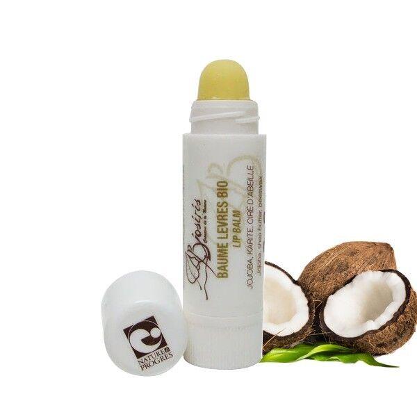 Biosiris Baume à lèvres 3.5ml - Réparateur Noix de coco