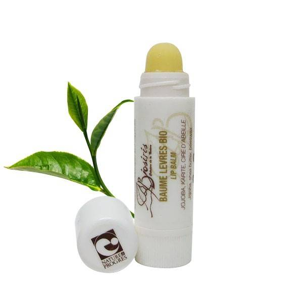 Biosiris Baume à lèvres 3,5 ml - Apaisant Tea Tree