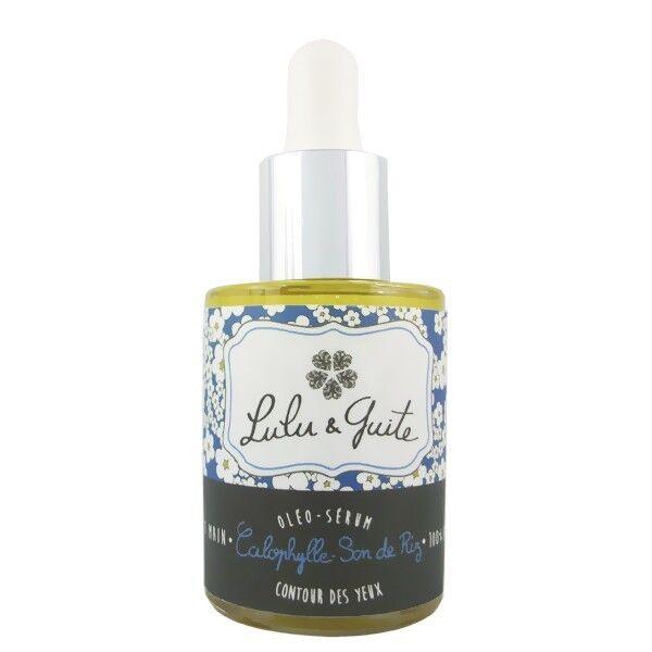 Lulu et Guite Sérum contour des yeux 30 ml - à l'huile de calophylle