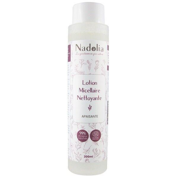 Nadolia Lotion Micellaire Bio Nettoyante 200 ml - Apaisante*