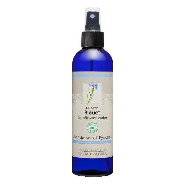 Laboratoire du Haut Ségala Eau florale de Bleuet Bio - Soin des Yeux