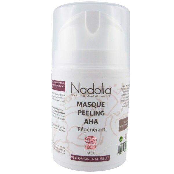 Nadolia Masque Peeling aux Acides de fruits Bio 50 ml – Régénérant*