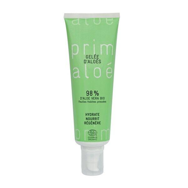Prim aloé Gelée d'Aloès Bio Pure à 98% 250 ml
