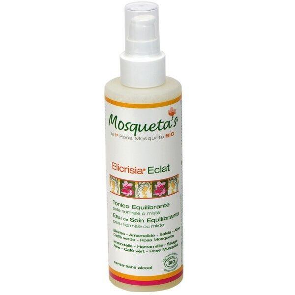 Mosqueta's Eau de Soin Équilibrante Sans Alcool 200 ml - Peau impure