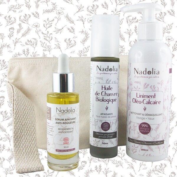 """Nadolia Pack """"Soin Anti-rougeurs"""" Nadolia"""