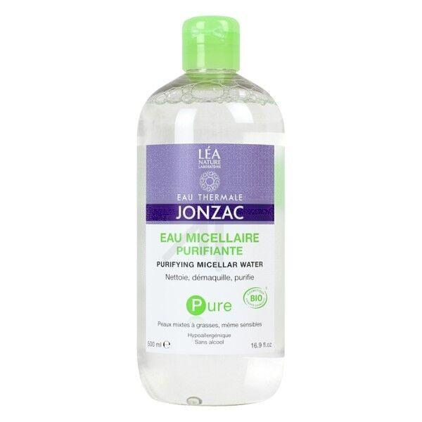 Jonzac - Eau Thermale Eau Micellaire Purifiante 500 ml - Peaux Grasses