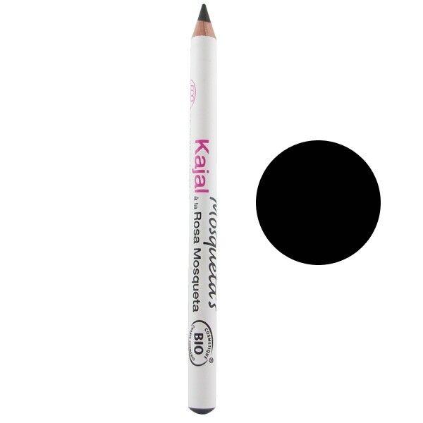 Mosqueta's Crayon Yeux Kajal - Noir intense