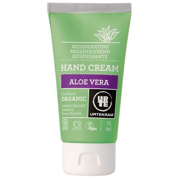 Urtekram Crème mains Régénérante 75ml - Aloe Vera