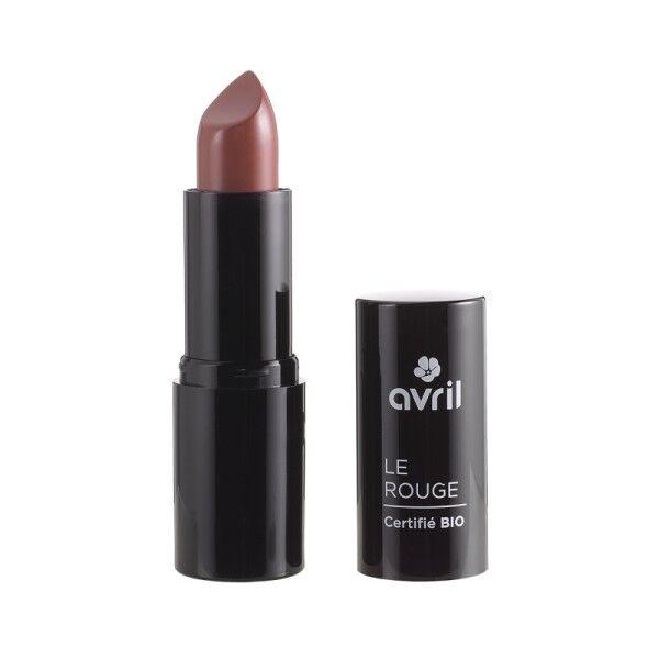Avril Rouge à lèvres Bio - Vrai nude n°744