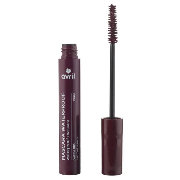 Avril Mascara Prune Bio Waterproof - 10ml