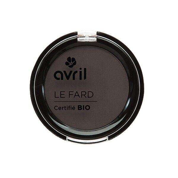 Avril Fard à sourcils Châtain clair Bio - 2,5g