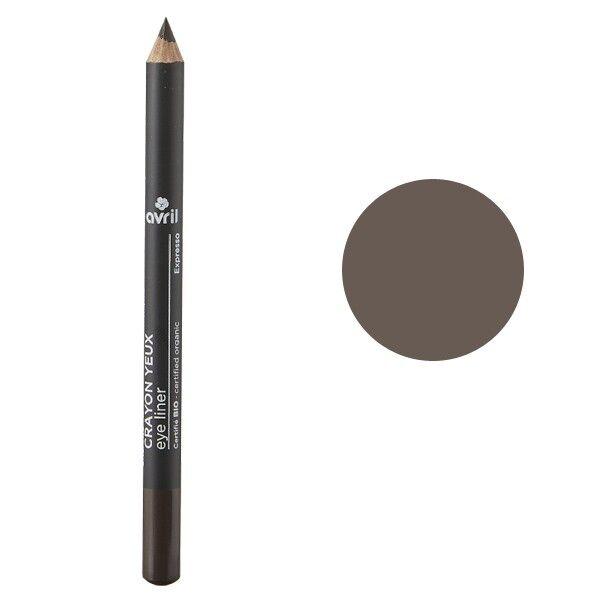 Avril Crayon pour les yeux bio - Expresso