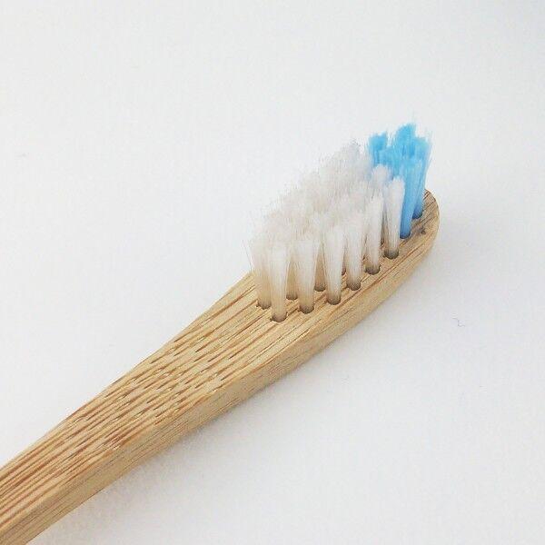My Boo company Brosse à dents Souple - Bambou 100% Recyclable - Enfant
