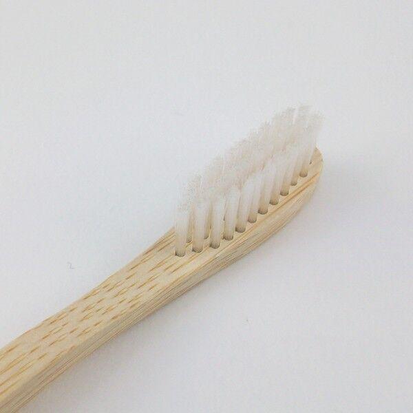 My Boo company Brosse à dents Médium - Bambou 100% Recyclable - Adulte