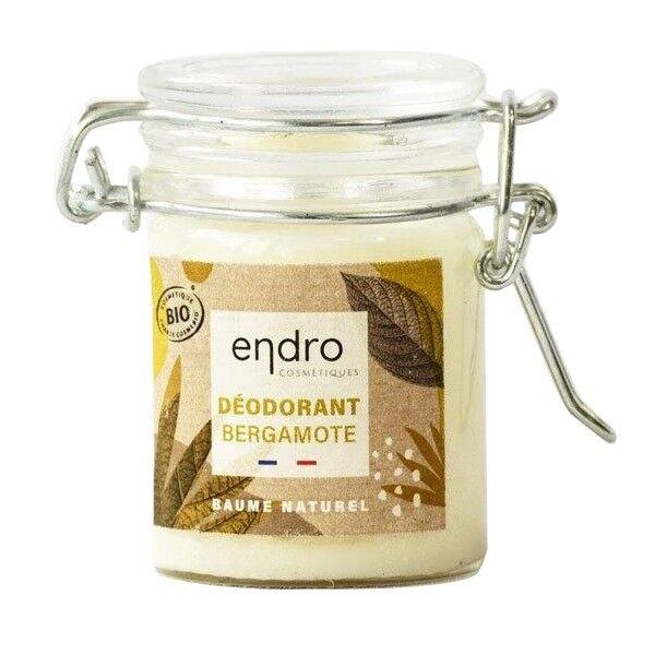 Endro Cosmétiques Déodorant solide Bio 50 ml - Bergamote
