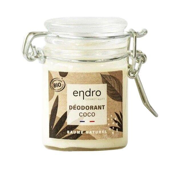 Endro Cosmétiques Déodorant solide Bio 50 ml - Coco